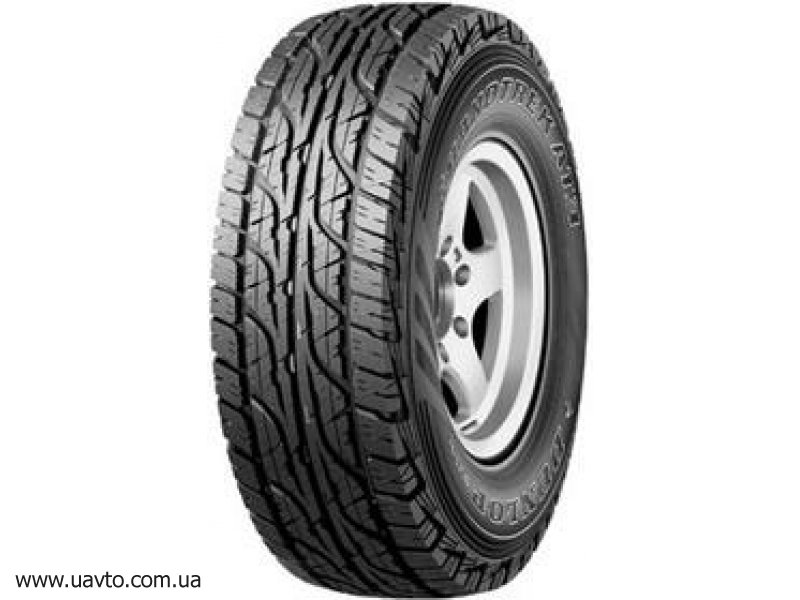 Шины 215/70R16 Dunlop 100T GRANDTREK AT3