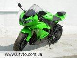 Мотоцикл Kawasaki  Ninja ZX 6r
