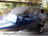 Лодка Крым и Хонда 50 1