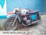 Мотоцикл иж ю-3