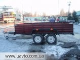 двухосный Кремень+ КРД 050110-50