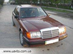 Mercedes в Полтавской области.