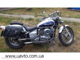 Мотоцикл Yamaha Drag star 400 custom