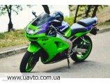 Мотоцикл Kawasaki ZX6R