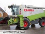 Комбайн Claas Lexion 460 Evolution
