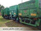 Прицеп МАЗ 8926