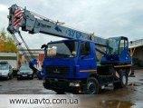 Автокран Машека КС-3579-С-02