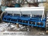 сеялка сз-3,6 бу Украина СЗ-3,6 механическая сеялка бу