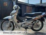 Мотоцикл KEEWEY PARTNER 110