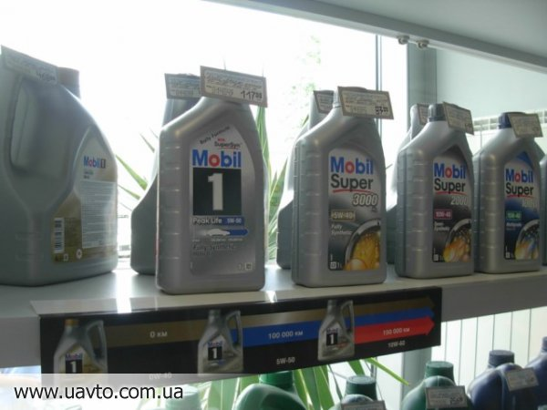 Масло  Mobil Oil