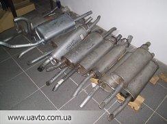 Глушитель основной  ВАЗ, LADA, Opel, Daewoo
