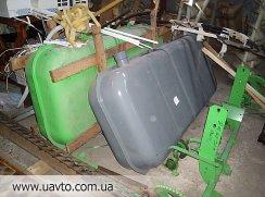 Бак топливный  для комбайнов, тракторов
