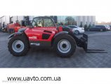Погрузчик MANITOU MLT 634 LSU Turbo