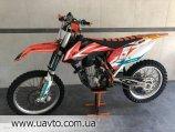 Мотоцикл КТМ 450 SX-F