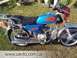 Мотоцикл Alpha 50