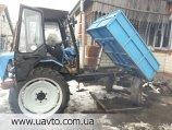 Трактор Хтз Т16