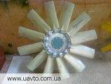 Вентилятор(крыльчатка со шкивом в сб.)ПАЛЕССЕ-1218