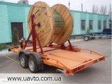 Прицеп Корида-Тех КРД-050112 кабельный транспортер двухосный