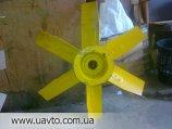 Вентилятор (крыльчатка со шкивом в сб.) ПАЛЕССЕ-812