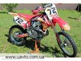 Мотоцикл Honda CRF 450