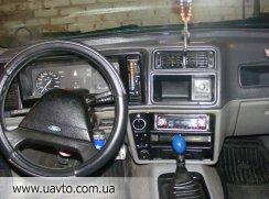 Автобазар Полтава: Ford Sierra 1984 г.