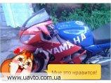 Мотоцикл YAMAHA J600