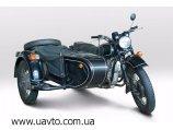 Мотоцикл Днепр МТ 1036