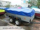 Прицеп Завод прицепов Лев купить прицеп о новогодней акционной цене Лев-300*1.4 на кат.В
