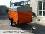 Прицеп Завод прицепов Лев прицеп Лев-25 к легковому автомобилю