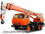Автокран КС 5363