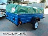 Прицеп Завод прицепов Лев прицеп Лев-26 по цене от завода