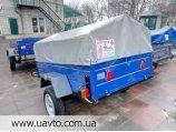 Прицеп Прицеп фирмы ЛЕВ - 25