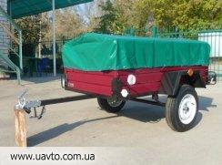 прицеп Завод прицепов Лев купить прицеп Лев-1120 по оптовой цене от завода