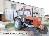 трактор ЮМЗ 6КЛ