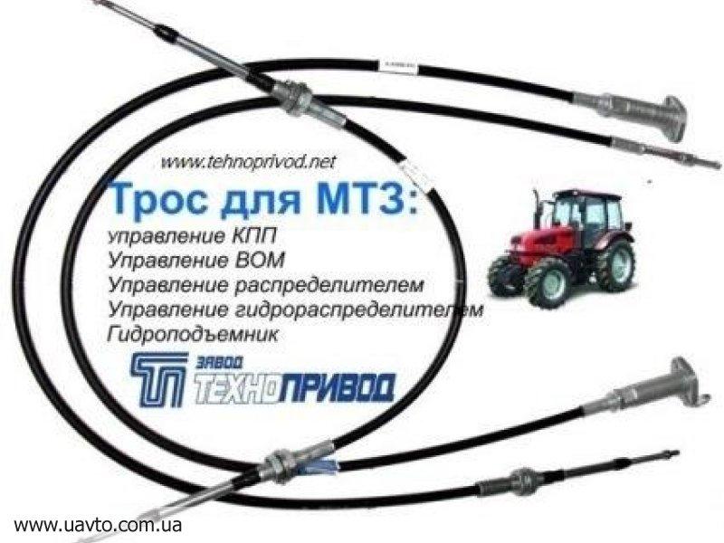 Тросы управления: кпп, Украина