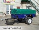 Прицеп Завод прицепов Лев прицеп Лев-11 20 по хорошим ценам