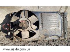 Радиатор VW 570 × 320 по сотам