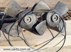 венттлятор VW тандемный