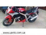 Мотоцикл Spike ZZ 250