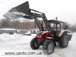 Трактор МТЗ ЭБП-9 92П Экскаватор-погрузчик