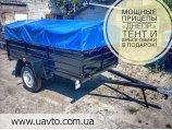 Прицеп легковой новый Купить прицеп Днепр-210 от завода