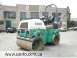 Каток Terex TV1200 вибро, 3 тонны