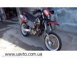 Мотоцикл Husqvrana SM610