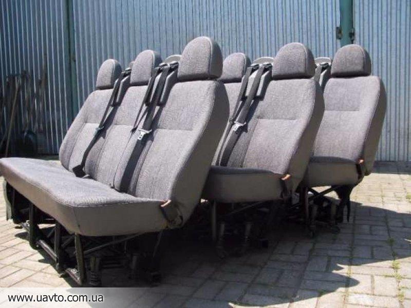 сидіння Ford Transit