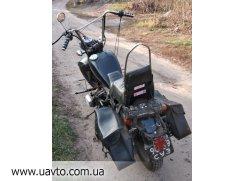 Мотоцикл Мт 11