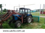 Трактор МТЗ 82,1