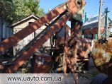 Зерноочиститель Зернометатель (зерномет) ЗМ-60
