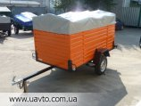 Завод прицепов Лев прицеп Лев-25 от производителя