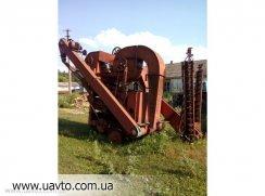 Зерноочиститель ОВС-25