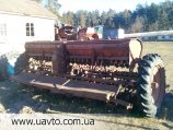 Сеялка СЗ-3,6 Сеялка зерновая